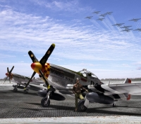 PD08 P-51D Mustang Yeager