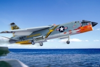 PD7 F-8U-2 Crusader